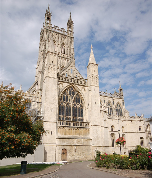 Church Refurbishment - Gloucester Cathedral